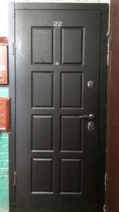 Обшивка входной двери МДФ