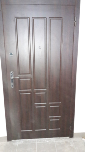 Обшивка двери МДФ