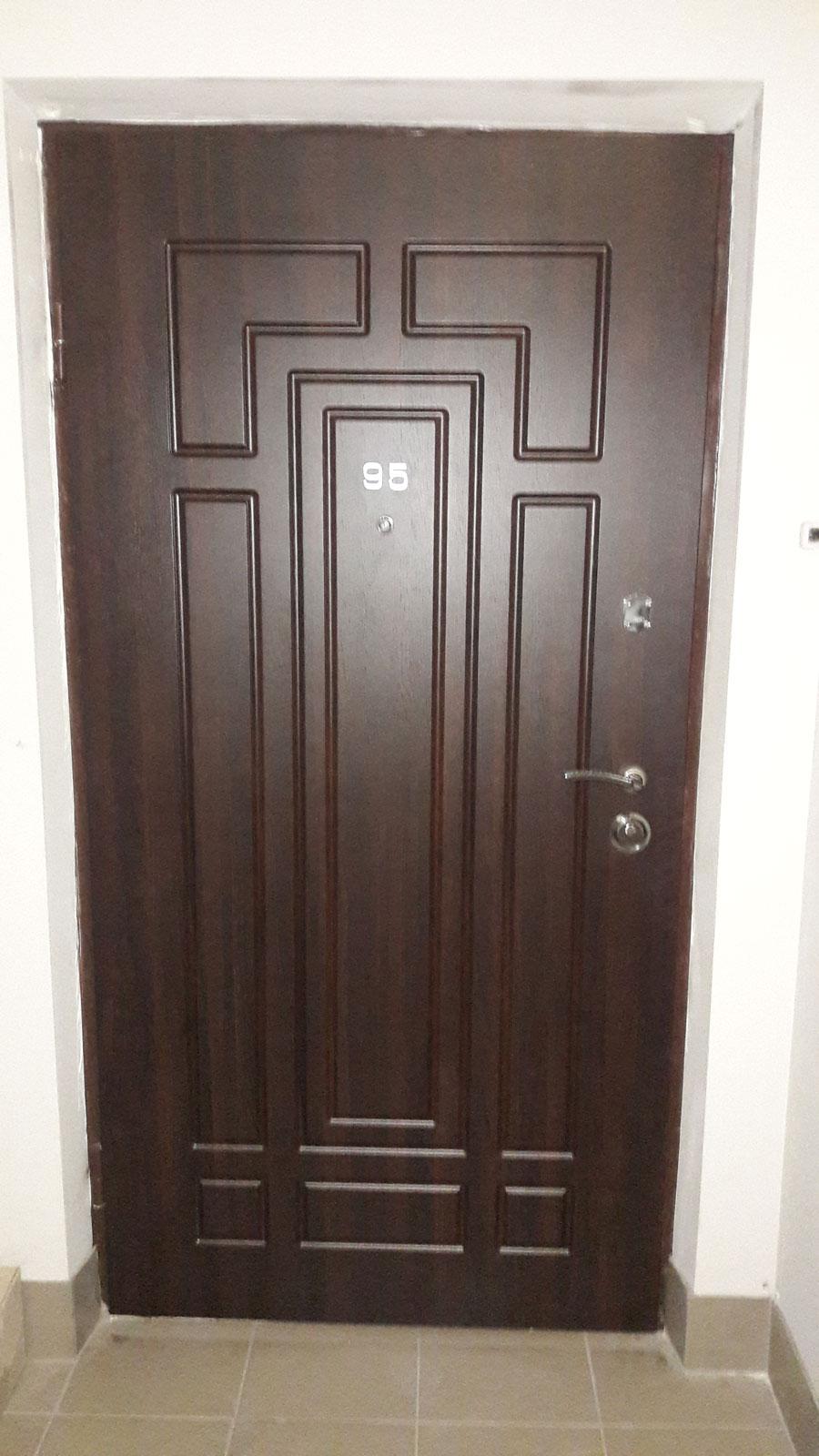купить дверь железную 80